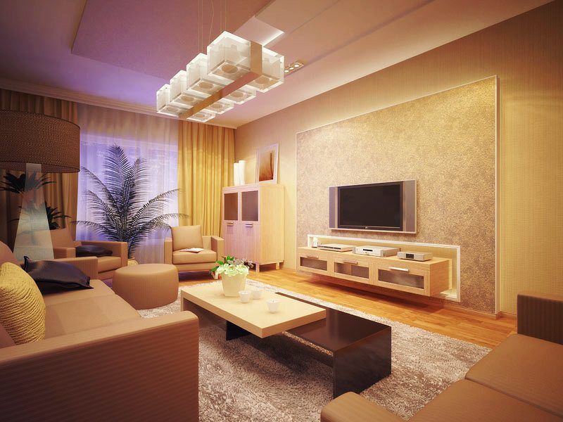 Дизайн интерьера в Астане