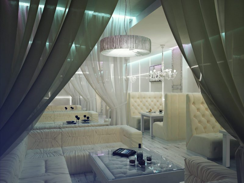 Дизайн ресторанов астана