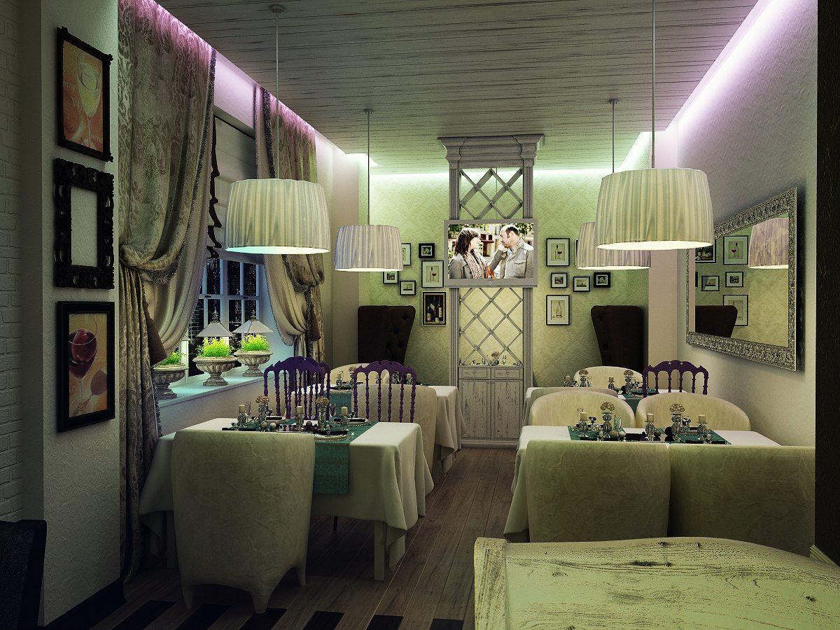 Дизайн ресторанов в Астане