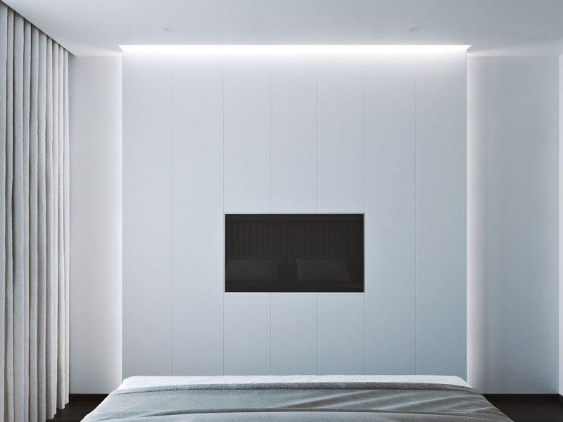 Спальная комната ЖК «Времена года»