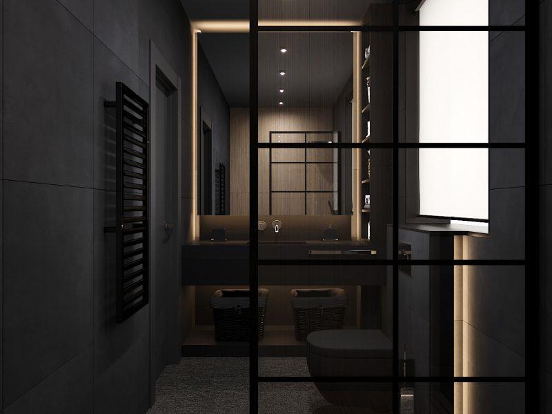 Дизайн ванной Астана